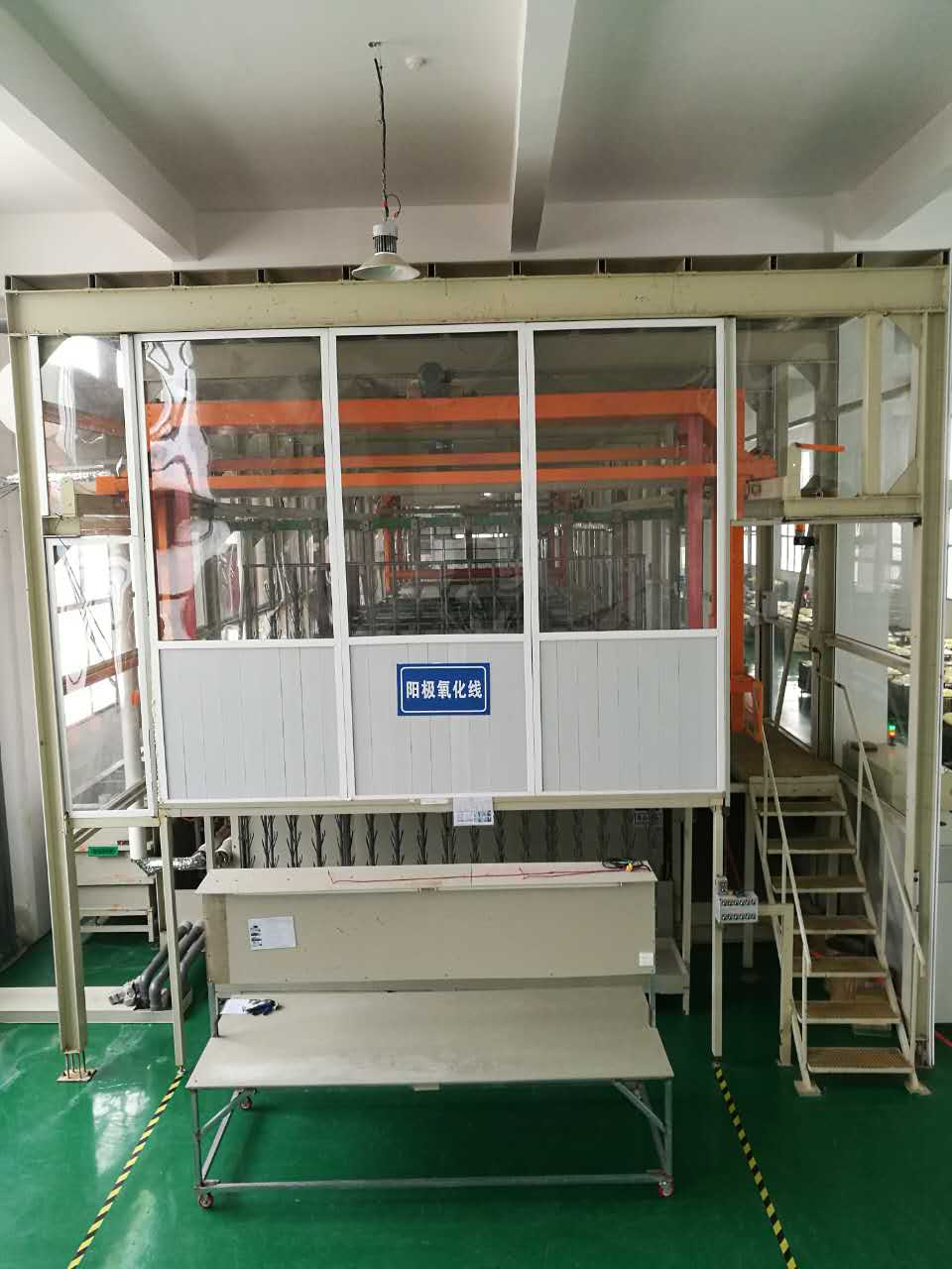 Anodizing Automatic Line